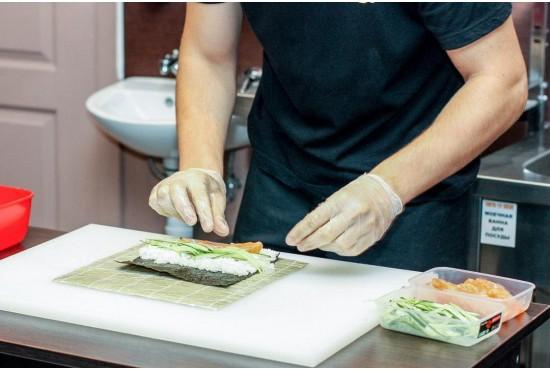 Не сте ли забелязали, че повечето суши готвачи са мъже?