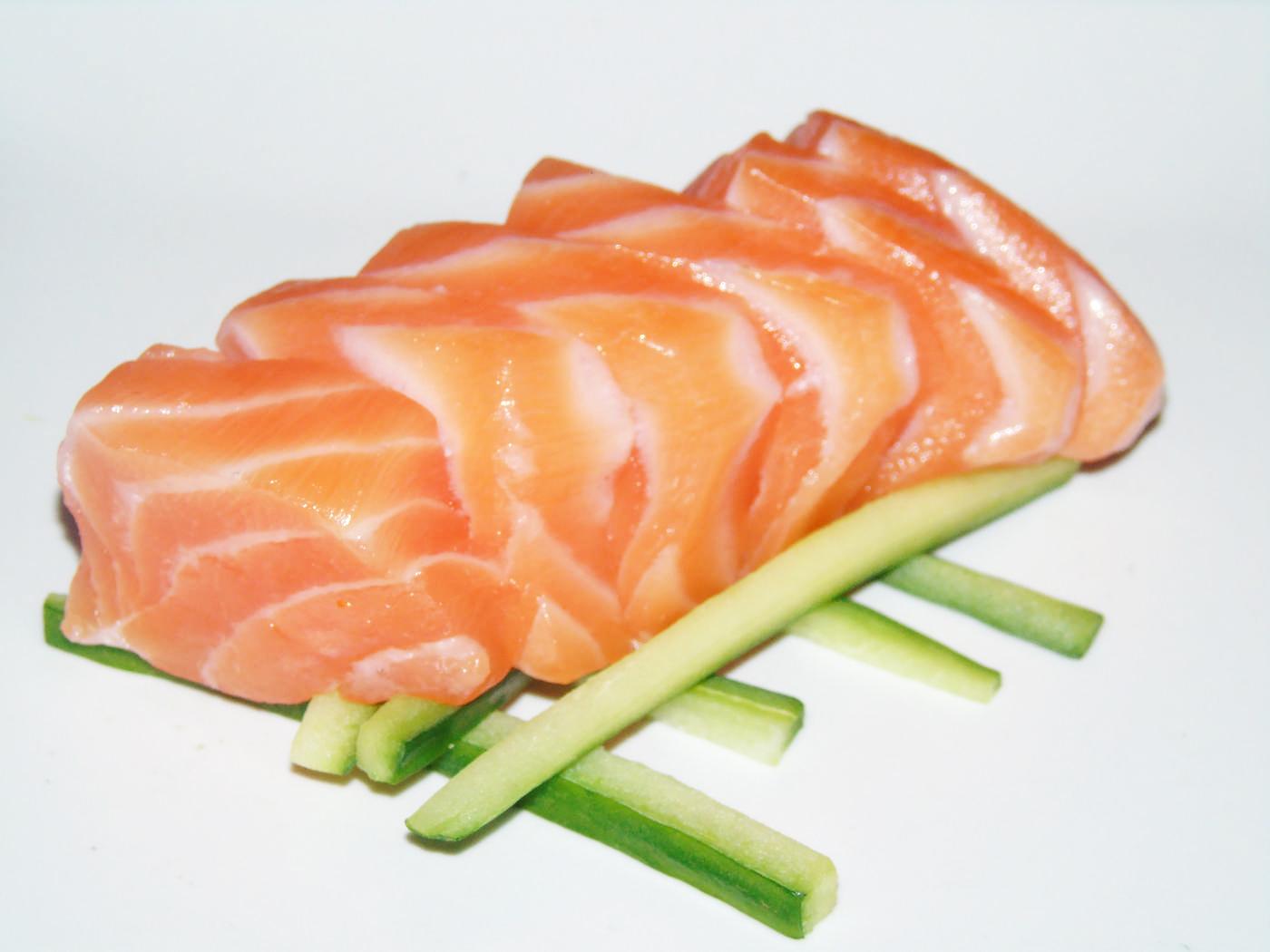 Sashimi Salmon 60 gr.