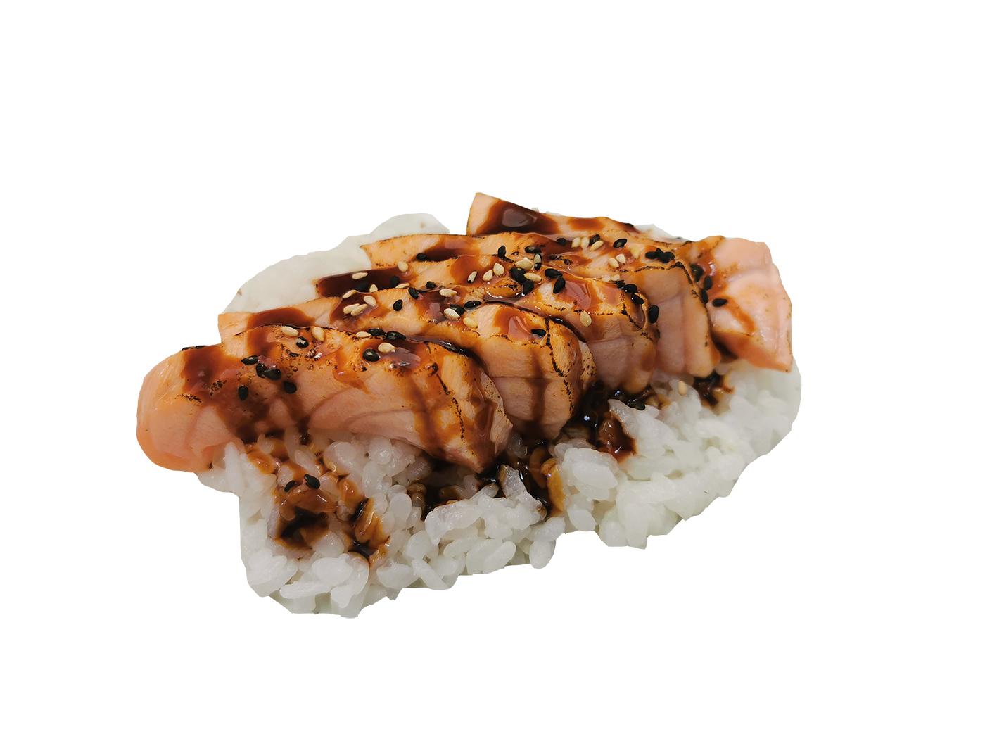 Sashimi Salmon Tataki 60 gr.