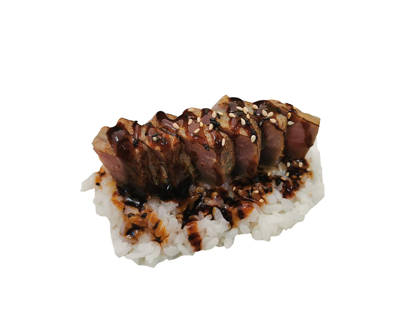 Sashimi Tuna Tataki 60 gr.