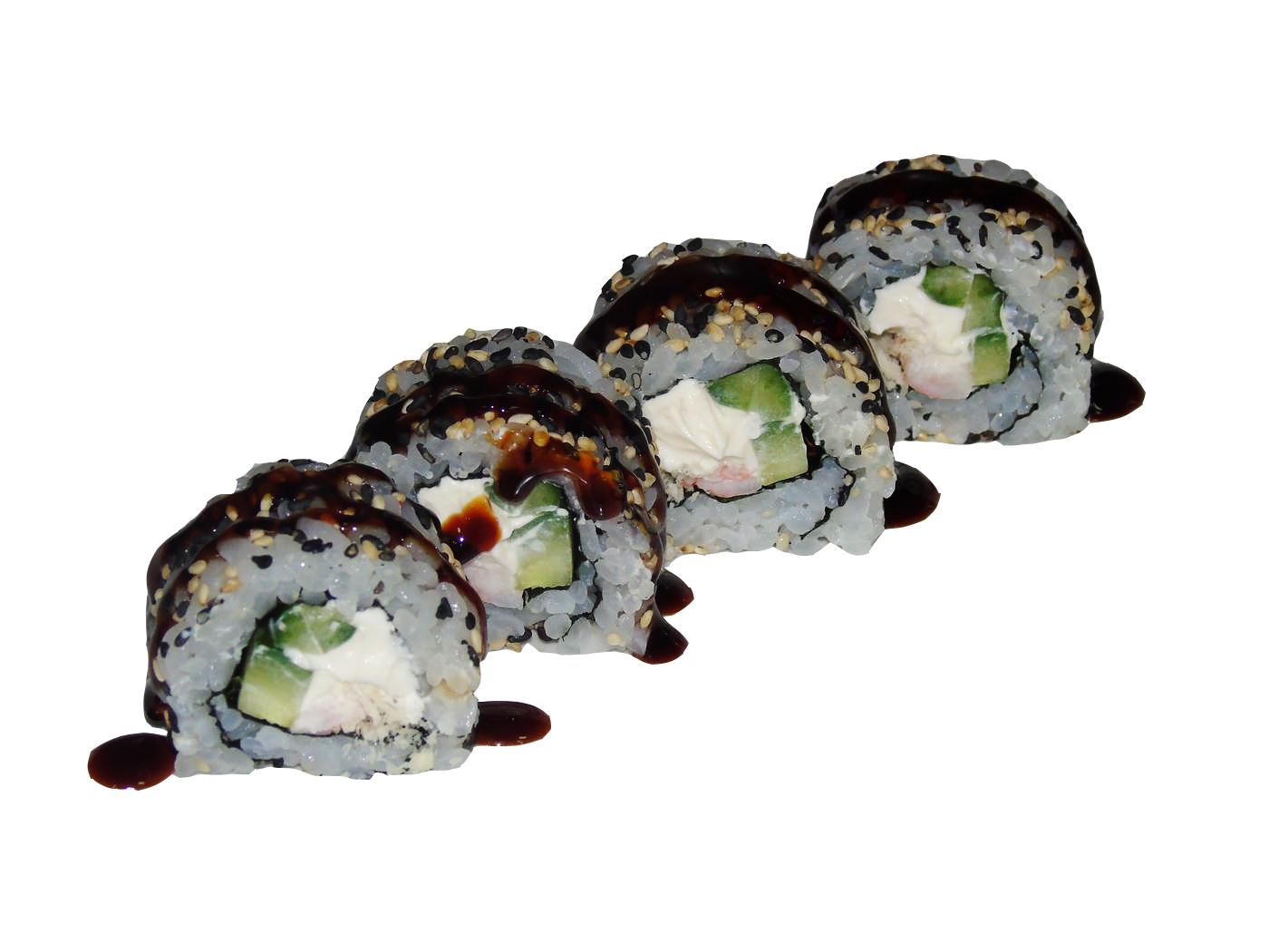 Uramaki Crispy Shrimp 4 pcs